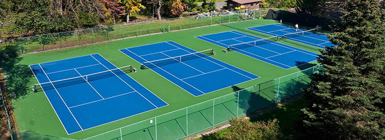 Tennis Court Repair Rochester NY