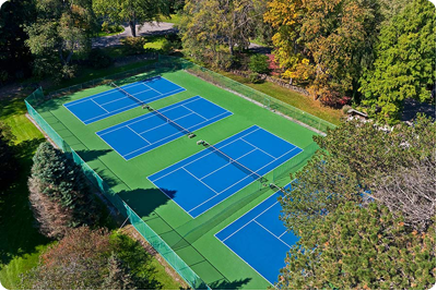 Tennis Courts Rochester NY